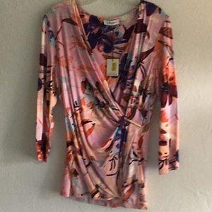 Calvin Klein size M blouse